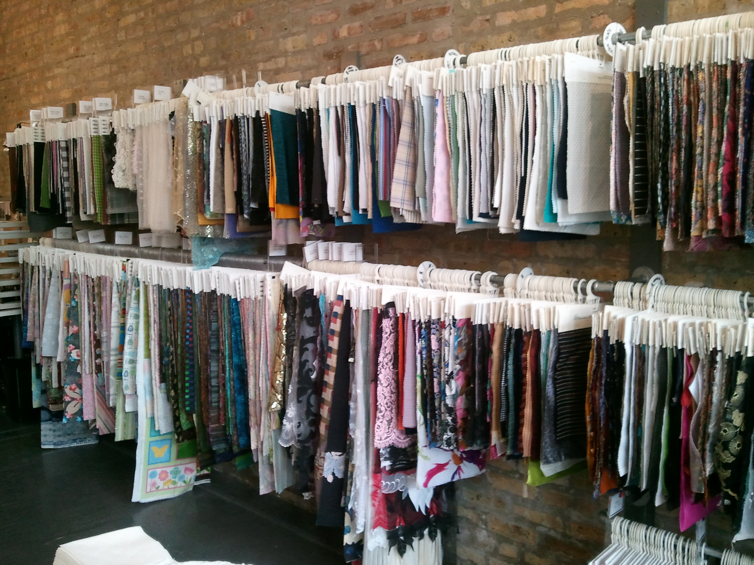 Independent Designer Wholesale Clothing The new space is the brain