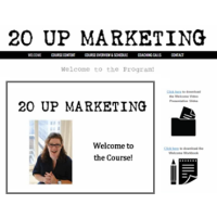 "Registration is OPEN for the Online Marketing for Fashion Designers ""20 Up"" Course"