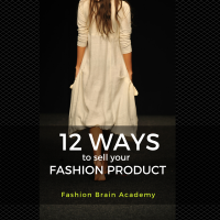 12 Different Ways to Sell Your Fashion Line