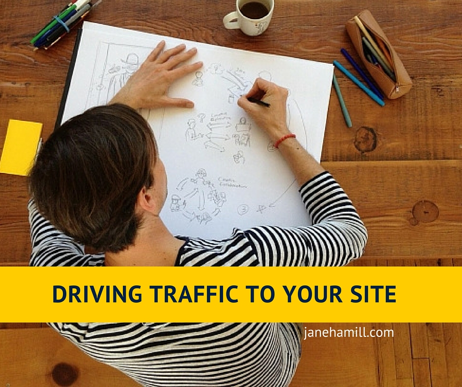 how to get more traffic to your ecommerce site