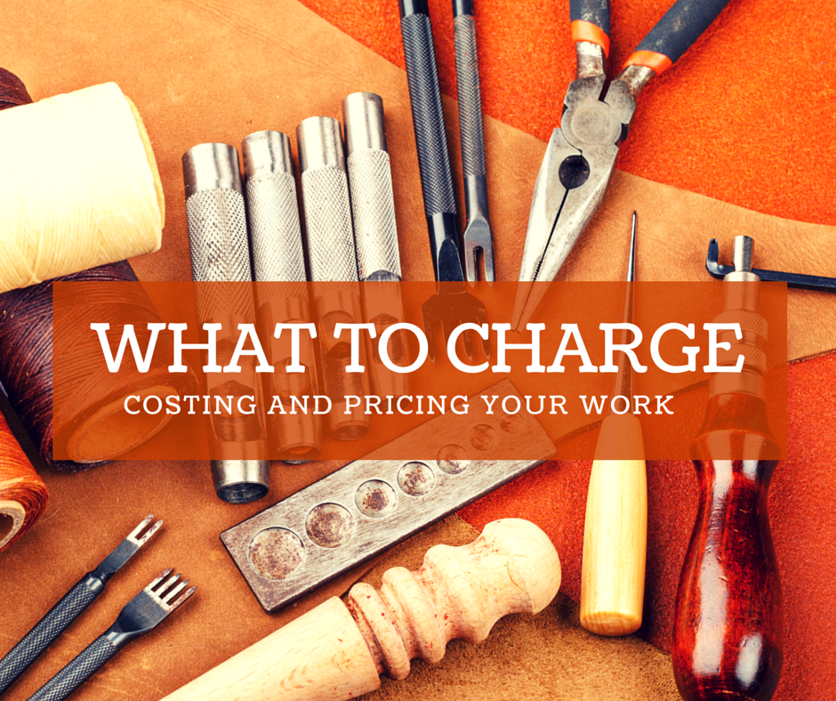 what to charge for your product handmade