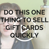 To Sell More Gift Cards Before the Holidays, Do This ONE Thing