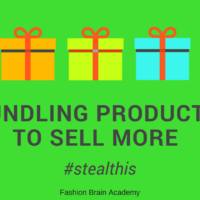 How to Sell More at Craft Shows and Markets by Bundling Products (Steal This #9)