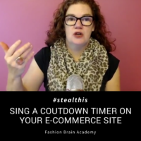 Closing the Sale Online by Using a Countdown Timer (Steal This #8)
