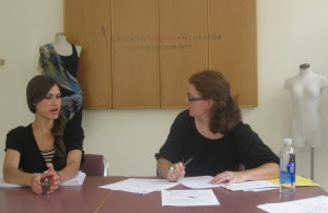 Jane Hamill and Lara Miller - CFI