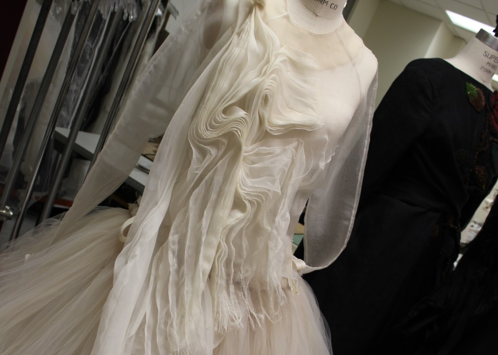 Dress Fabric on Mannequin, Fashion Marketing Courses