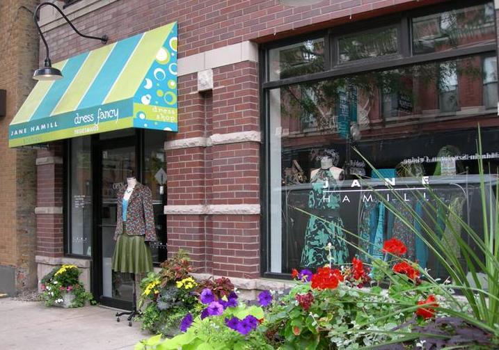 Jane Hamill storefront