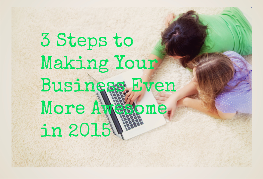 3 steps growing your fashion business in 2015
