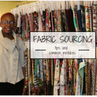 fabric sourcing for a new brand
