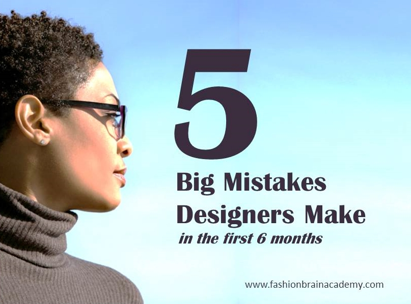 Launching a Fashion Brand Common Mistakes