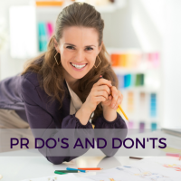Do's and Don'ts of PR for Startup Fashion Companies