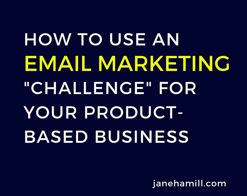 case study of email marketing campaign for product-based business