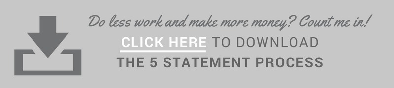 download the 5 Statement Process (it's free)