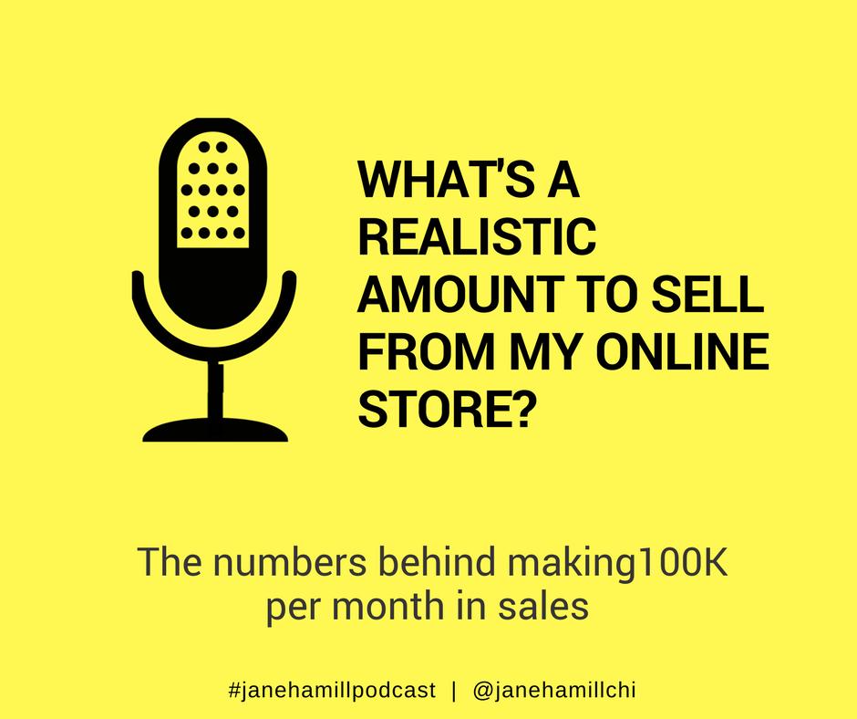 Podcast for creative entrepreneurs selling online