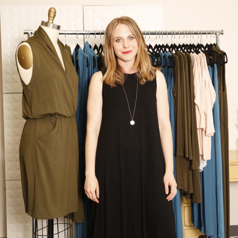 Sarah Liller - Fashion designer in San Francisco