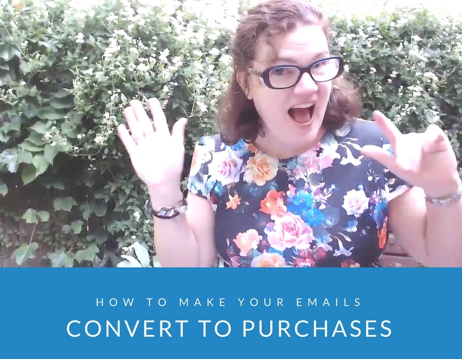 getting online sales from email marketing