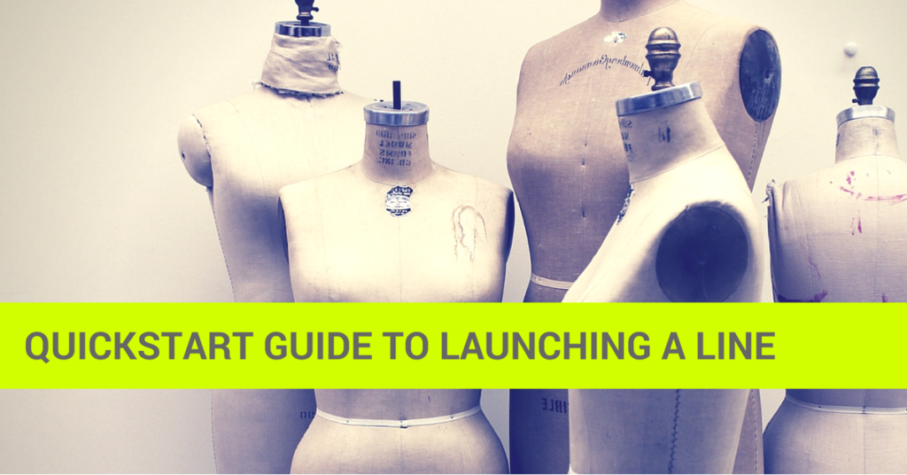 start a fashion business from scratch
