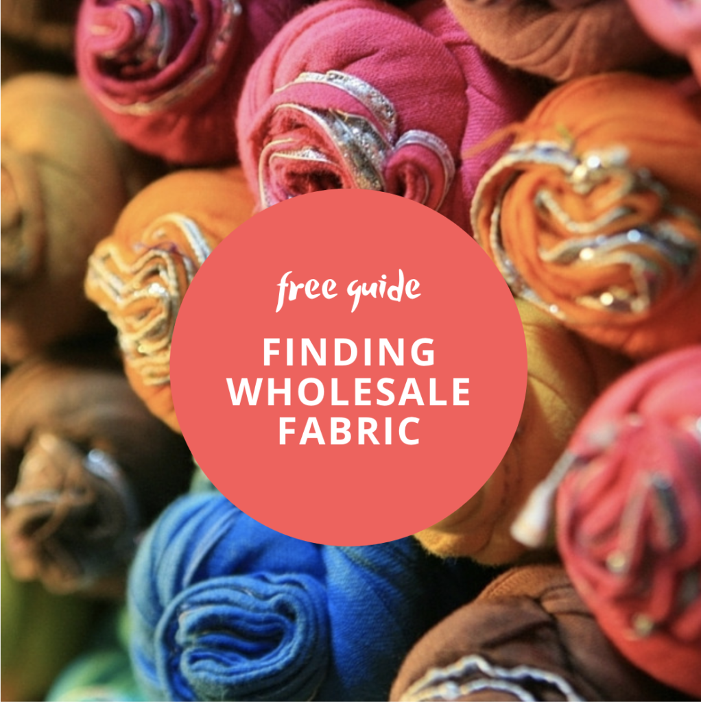 where to buy wholesale fabric in small quantities