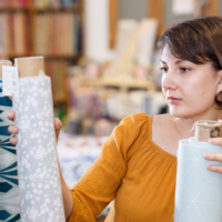 How to avoid fabric hoarding so you're only buying fabric that you actually use.