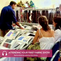 Fabric Show Tips for Attendees