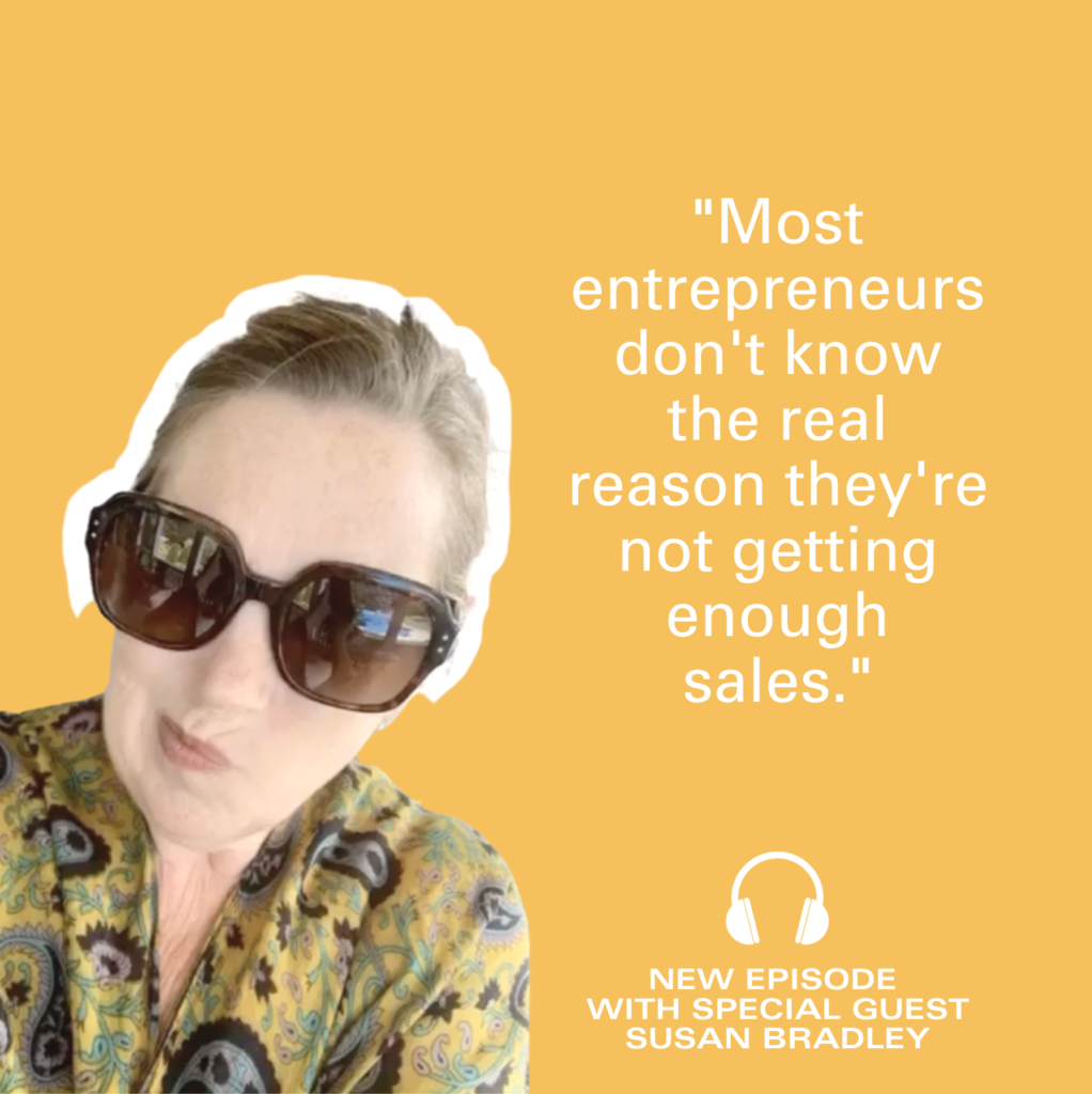 Susan Bradley interview - The Social Sales Girls