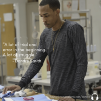 Starting a successful Streetwear Fashion Brand with Dondre Smith of CHicago